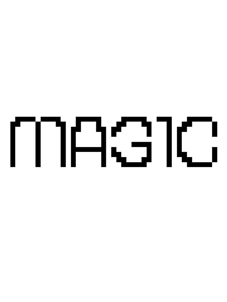 Magic by RainbowMuffin