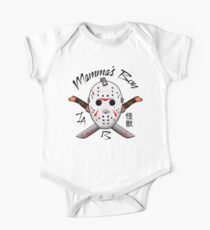 Mamma's Boy One Piece - Short Sleeve