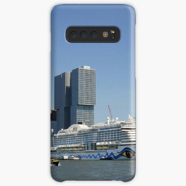 A charming ship Samsung Galaxy Snap Case