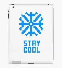 Stay Cool iPad Case/Skin