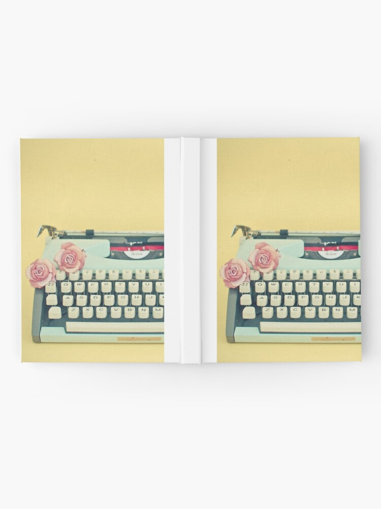 Alternate view of The Typewriter Hardcover Journal