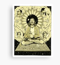 The Tao of Dude Canvas Print