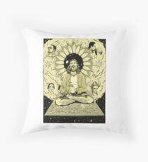 The Tao of Dude Throw Pillow