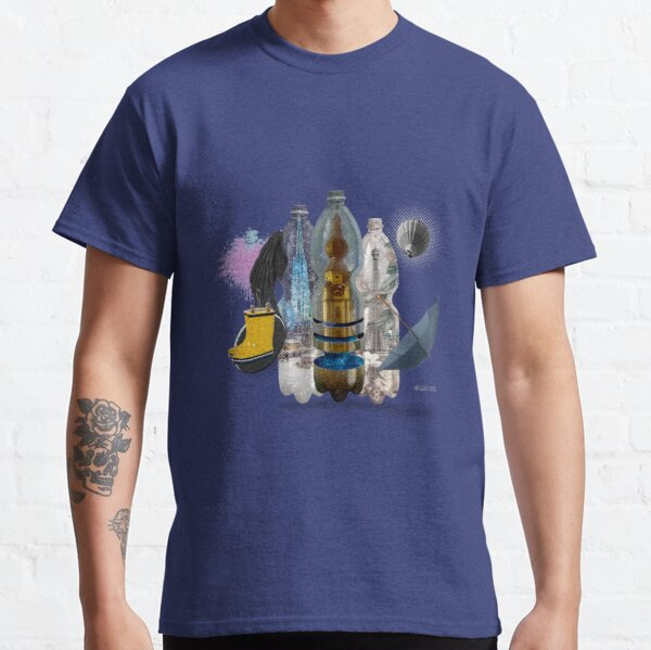 Lockdown in a PET bottle by Leo Haz Classic T-Shirt