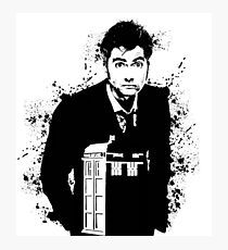 The Ten Doctor Photographic Print