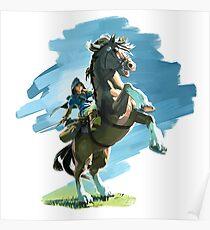 The Legend of Zelda: Breath of the Wild Poster