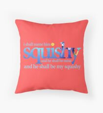 My Squishy - Dory Throw Pillow