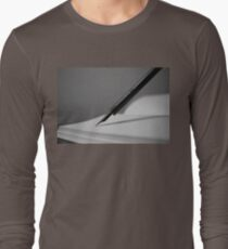 Quill in Black & White T-Shirt