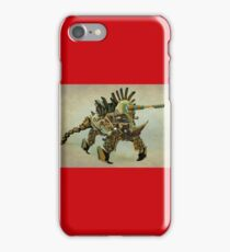 Transformer - Rhinoceros iPhone Case/Skin