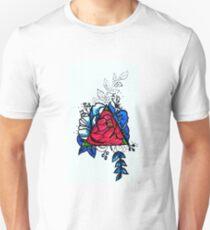 Flashy Roses T-Shirt