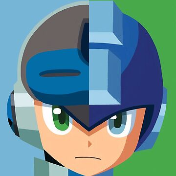 Mega Man - Mighty No 9 Poster! by Free2rocknroll