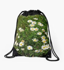 Dasies Drawstring Bag