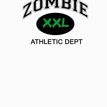 Zombie XXL by Juanita
