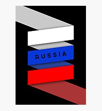 World Cup: Russia Photographic Print