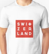 World Cup: Switzerland Unisex T-Shirt