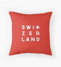 Weltmeisterschaft: Schweiz Kissen
