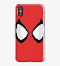 FunnyBONE Spidey Face iPhone Case