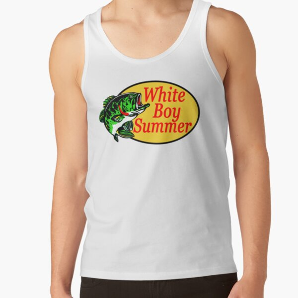 White Boy Summer Drop #1 Tank Top