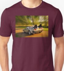 DELOREAN.... Back to the Future. Unisex T-Shirt