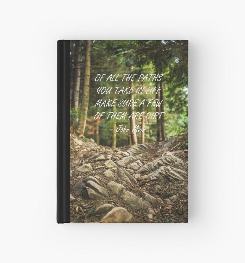 Of all the paths... by Karol Majewski