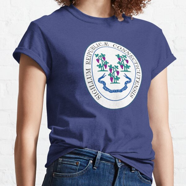 Seal of Connecticut Classic T-Shirt