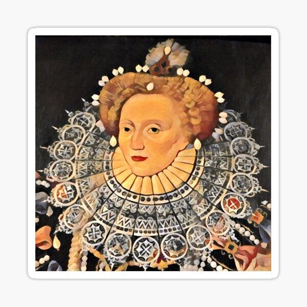 Elizabeth I - Icon Sticker