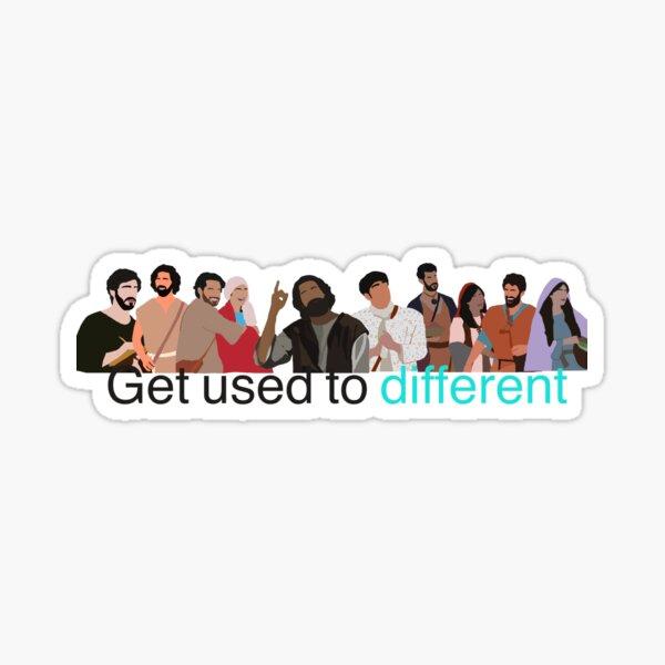 The Chosen Sticker