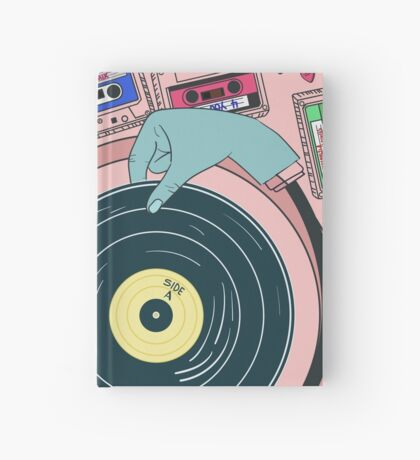 Strange City Hardcover Journal