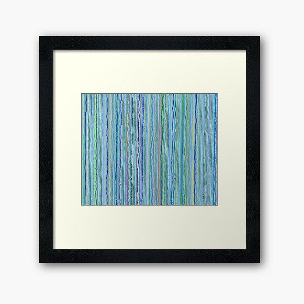 Isla Del Sol, Bolivia Section 3 Framed Art Print