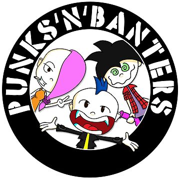 Punks'n'Banters logo by donaldpunk