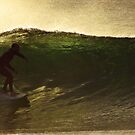 Surfing it Up in Avoca Beach by Of Land and Ocean - Samantha Goode