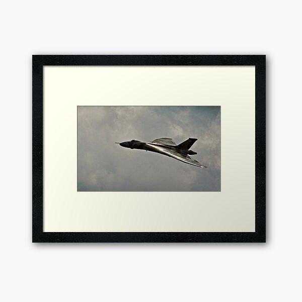 RAF Avro Vulcan Framed Art Print