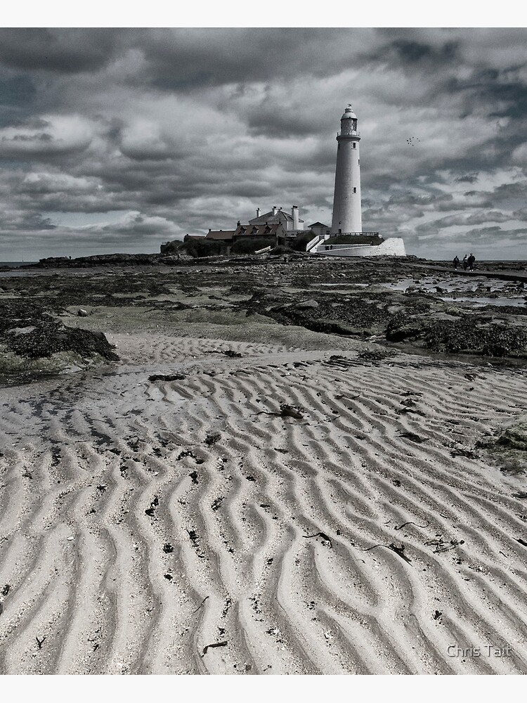 St Mary's Lighthouse by christait