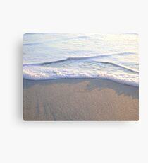 Beach Sand Canvas Print