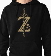 The Legend of Zelda: Breath of the Wild Pullover Hoodie