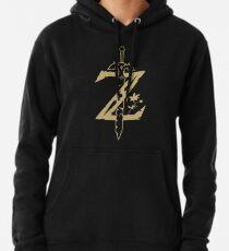 Sudadera con capucha La leyenda de Zelda: Aliento de lo salvaje