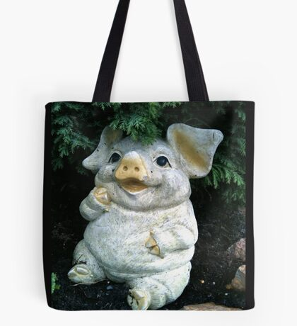 LITTLE MISS iPIGGY - SOLD (Not sold out) Tote Bag