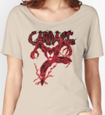 Carnage Women's Relaxed Fit T-Shirt