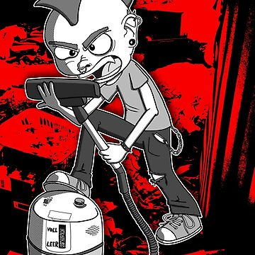 Clean the punk by donaldpunk