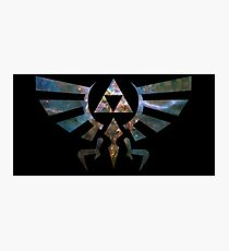 Triforce Photographic Print