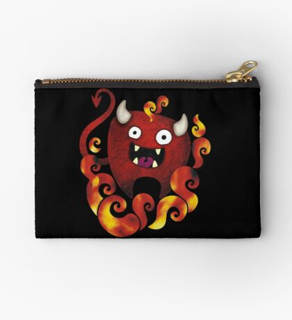 Lunatik Demon Zipper Pouch