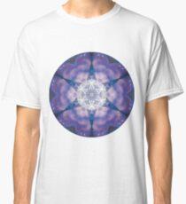 Camiseta clásica Electric Love Mandala