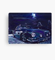 The Bewitching hour Canvas Print