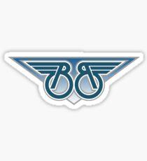 Buckaroo Banzai Wings Sticker