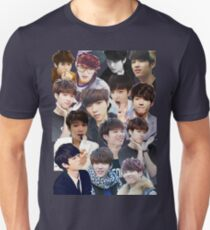 INFINITE - Nam Woohyun Collage - K-Pop T-Shirt