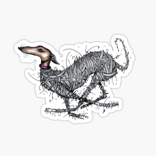 Tangled  Sticker
