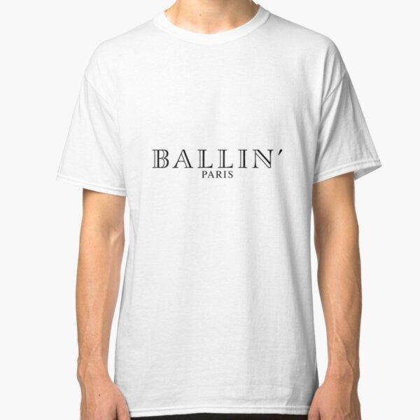 ballin balmain Classic T-Shirt Unisex Tshirt