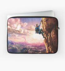 Zelda Breath of the Wild key Artwork (Works on every Item!) Laptop Sleeve