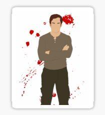 Dexter - The Code Sticker