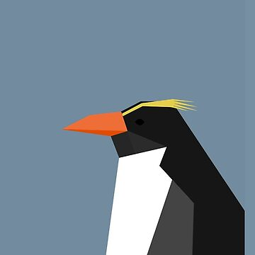 Geometric Penguin by LM09